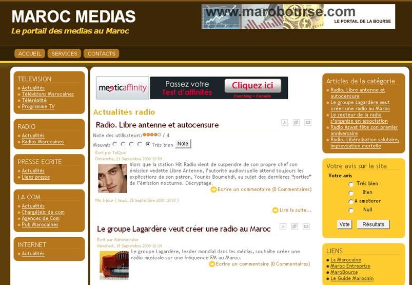 Maroc Medias