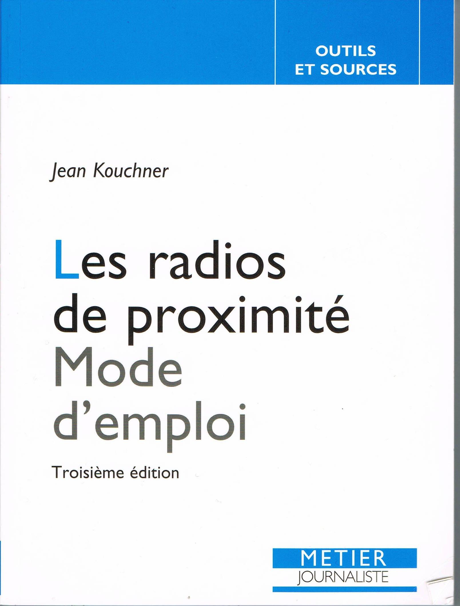 radio de proximité mode d'emploi
