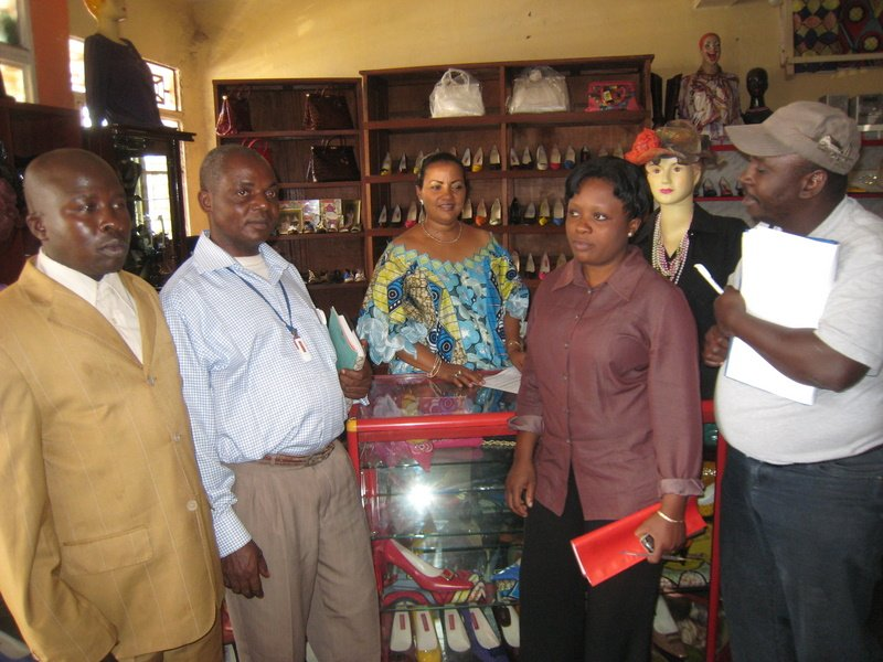 Visite directe à Goma