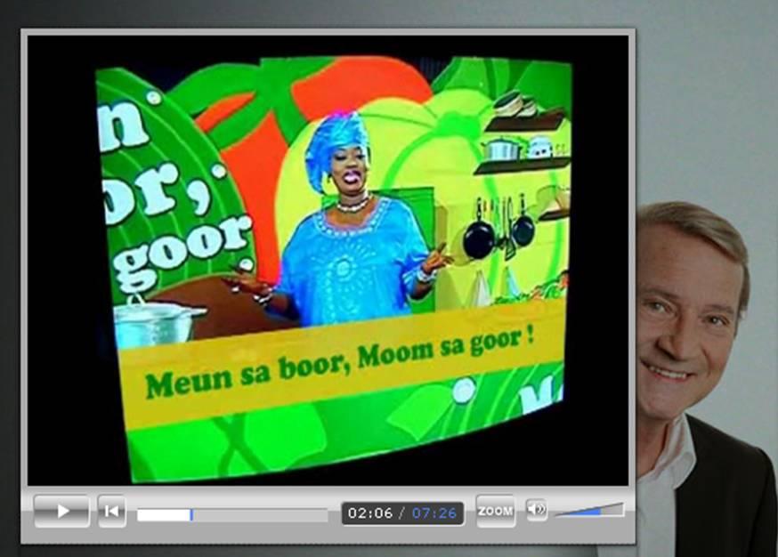 publicité Sénégal