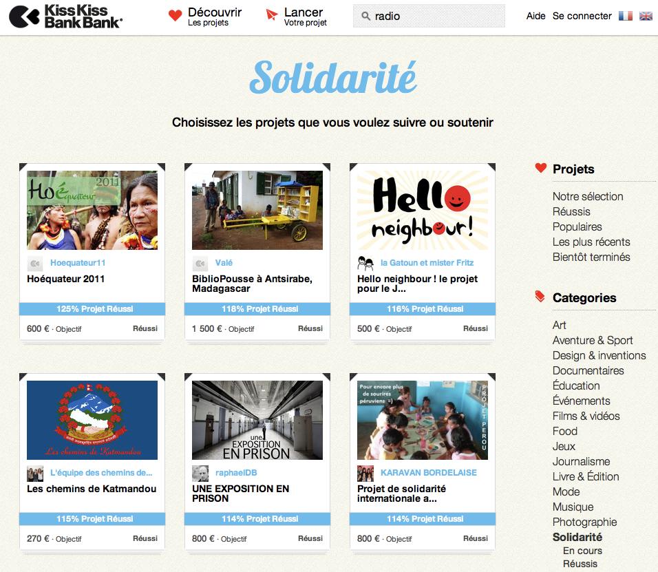 Radiopubafrica le crowdfunding en ligne peut vous aider for Trouver des plans en ligne