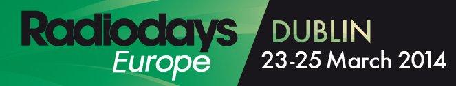 Nouveaux speakers confirmés pour les Radiodays Europe 2014 ! dans Documentation rde_dublin_horizontal