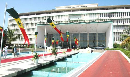 parlement dakar