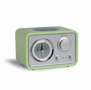 Tangent UNO Classic Retro FM/AM Table Radio