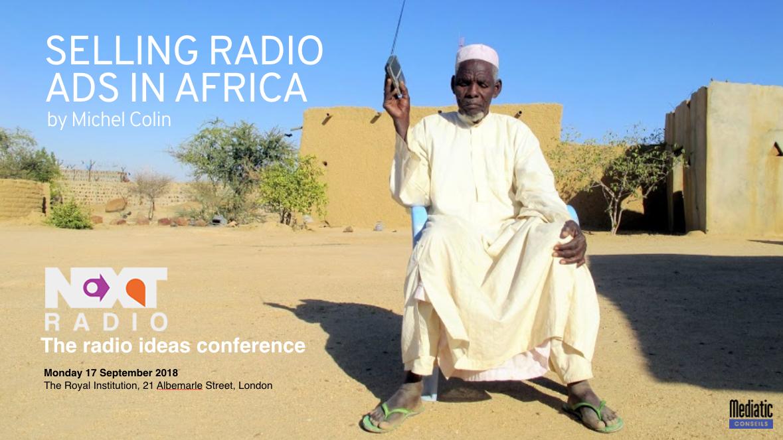 9ca318b72d07d Vendre de la pub radio en Afrique